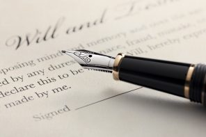 Important Reasons Backing Up Writing of the Will