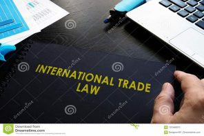 International trading laws for beginners